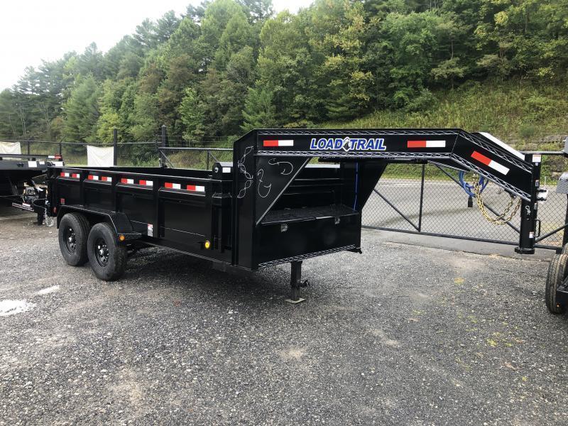 2022 Load Trail 83X14 7Ton Gooseneck Dump Trailer
