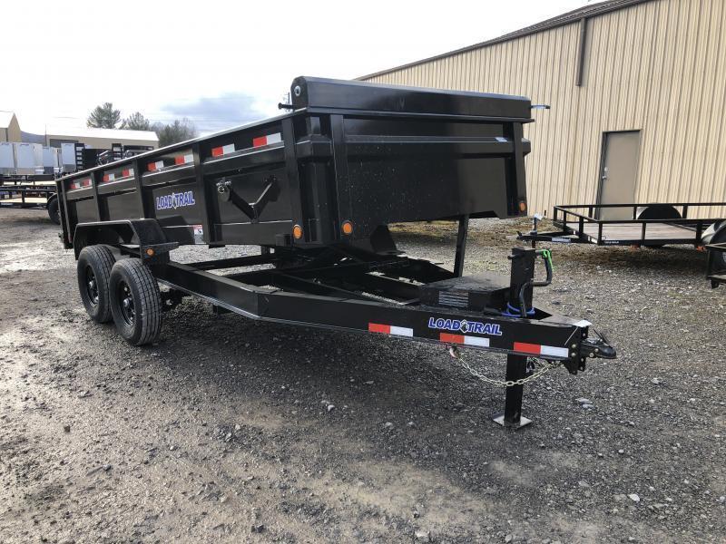 2021 Load Trail 83X16 7Ton Dump Dump Trailer