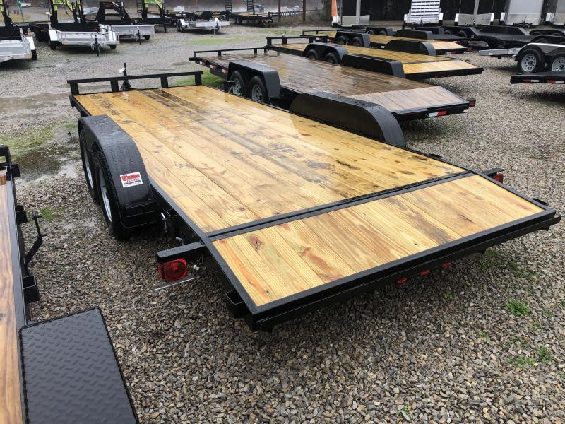 2020 Other 82x20 Wood floor channel frame Car Hauler Car / Racing Trailer