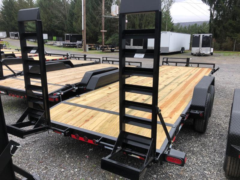 2022 Load Trail 83x22 7Ton Equipment Trailer