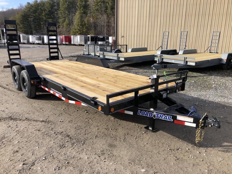 2021 Load Trail 83x20 7Ton Equipment Trailer