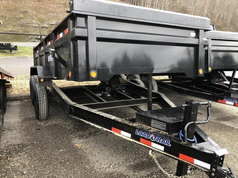 2022 Load Trail 83X14 7Ton Dump Dump Trailer