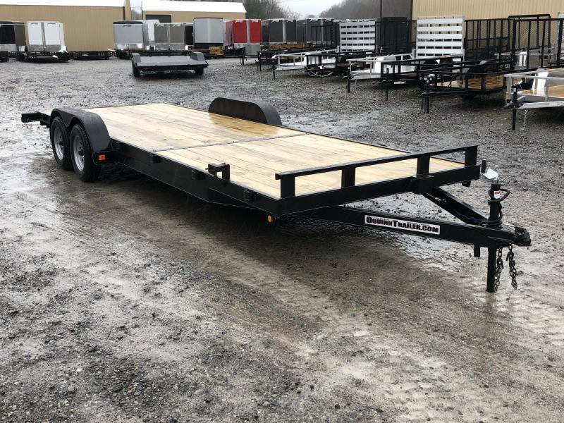 2020 Other 82x24 Wood floor dove Car Hauler Car / Racing Trailer