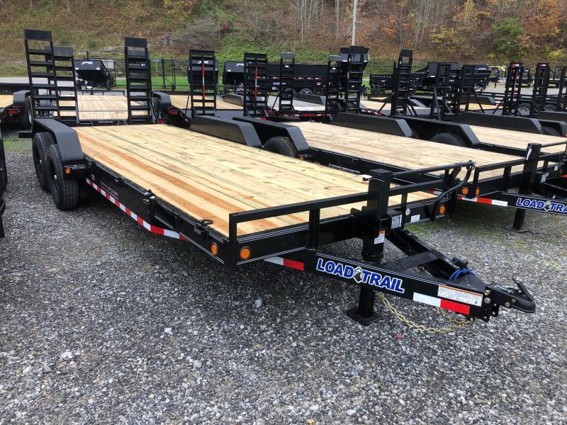 2021 Load Trail 83x22 7Ton Equipment Trailer