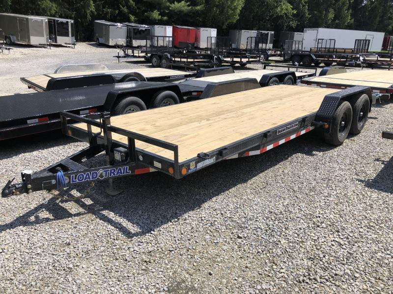 2020 Load Trail 83X20 5Ton Wood Car Hauler