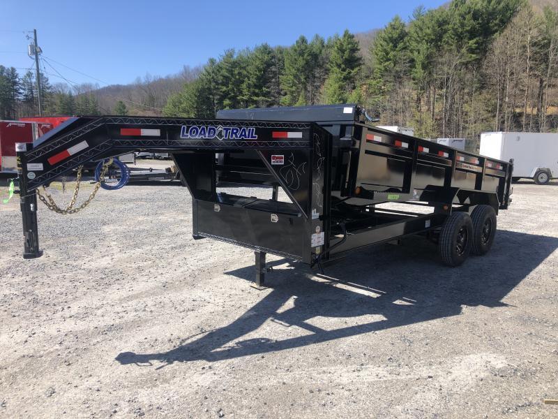 2021 Load Trail 83X16 7Ton Gooseneck Dump Trailer