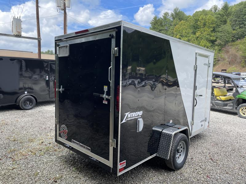 2022 Homesteader Inc. 6x12 intrepid sd ramp 6IN EXTRA HEIGHT single axle Enclosed Cargo Trailer