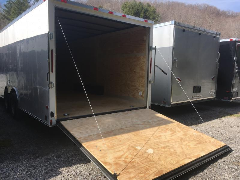 2021 cynergy 8.5x24 5ton car hauler Enclosed Cargo Trailer