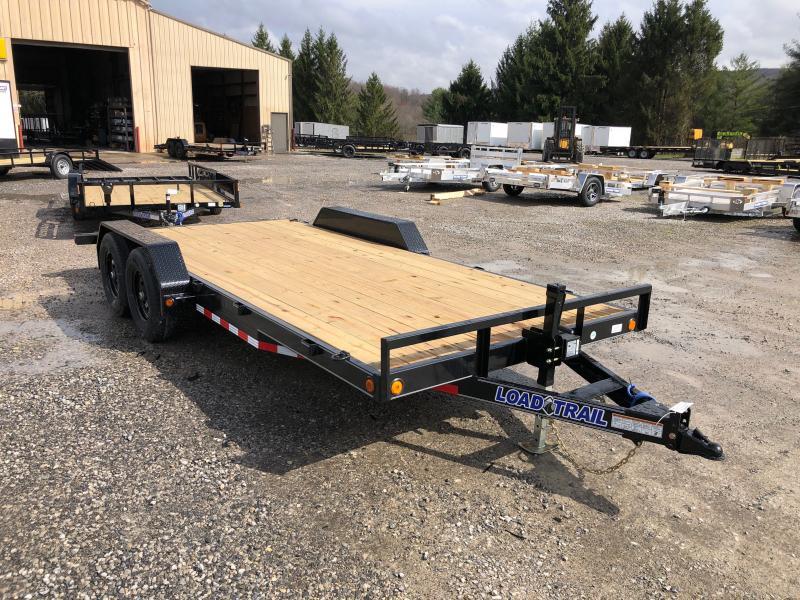 2021 Load Trail 83X18 5Ton Wood Car Hauler