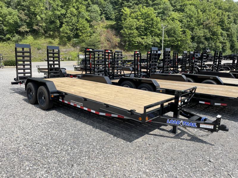2021 Load Trail 83x22 16000GVWR 17.5TIRES Equipment Trailer