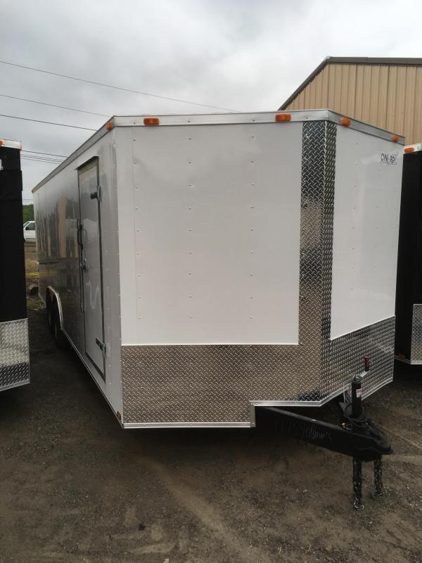 2021 Cynergy Cargo 8.5x24 7k car hauler Enclosed Cargo Trailer