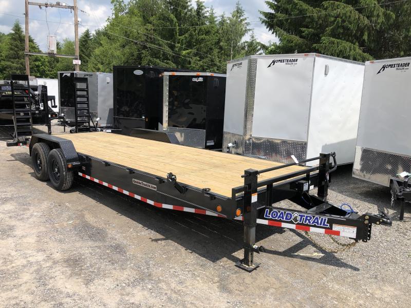 2020 Load Trail 83x24 7Ton Equipment Trailer