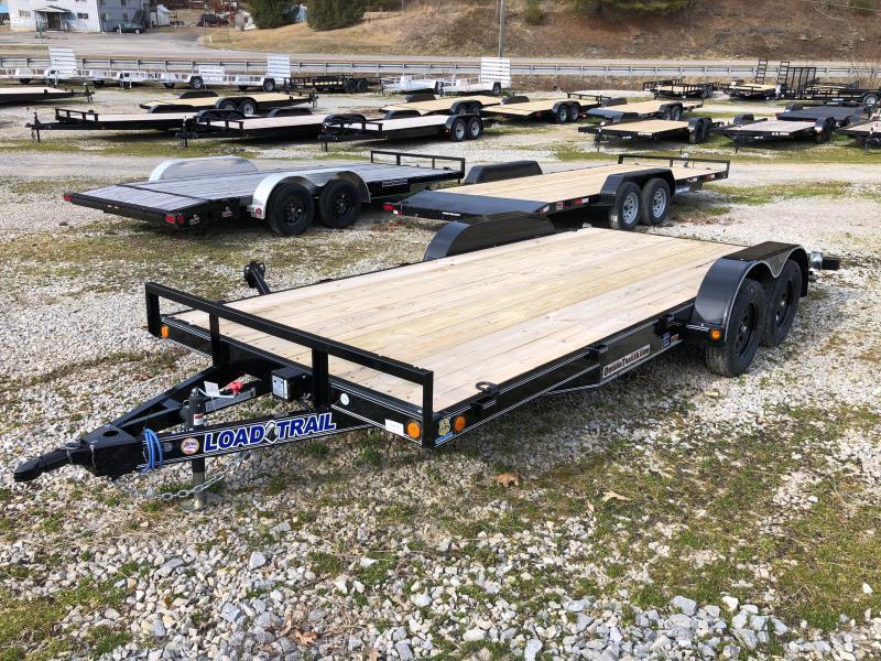 2022 Load Trail 83X18 Wood Car Hauler 5C