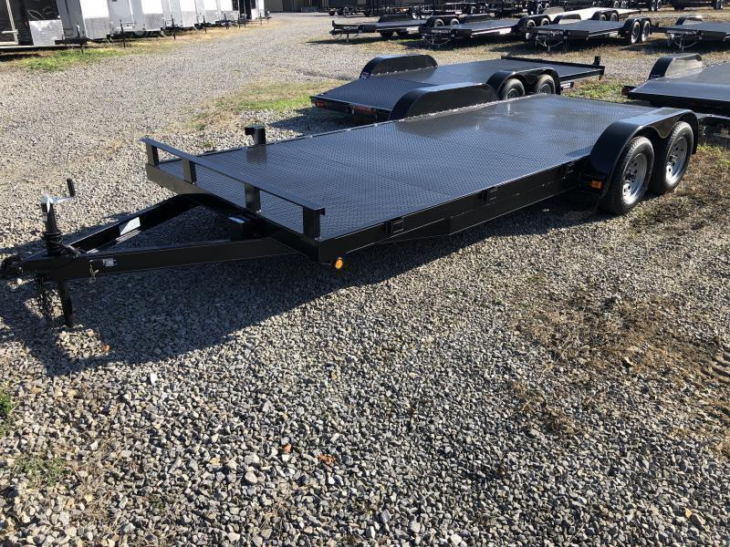 2022 Other 82x20 steel floor car hauler-5 Car / Racing Trailer