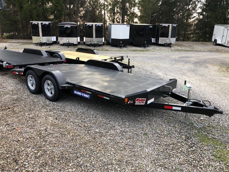 2021 Sure-Trac 82x16 3.5ton Steel Floor Car / Racing Trailer