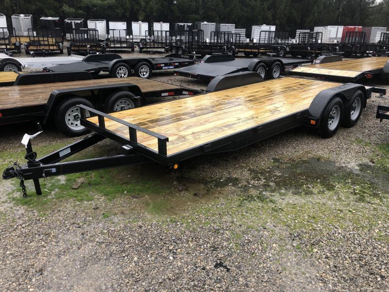 2021 Other 82x20 Wood floor channel frame Car Hauler Car / Racing Trailer
