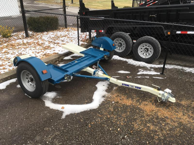 2020 Stehl 80 Tow Dolly Stehl Tow Tow Dolly