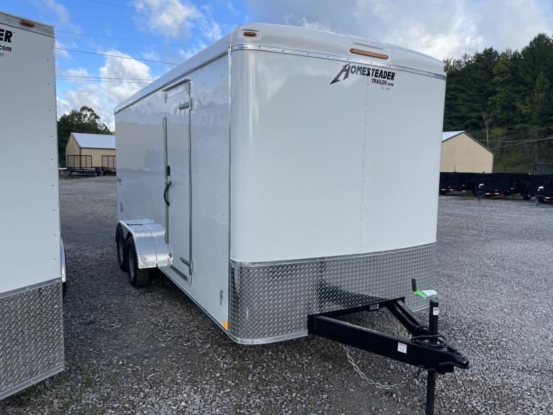2022 Homesteader 7x18 Challenger sd ramp 6IN EXTRA HT Enclosed Cargo Trailer
