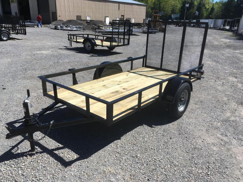 2021 Other 5x10 afg single axle Utility Trailer