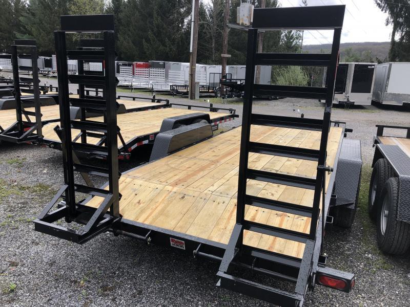 2022 Quality Trailers 82x20 7ton bumper pull Equipment Trailer