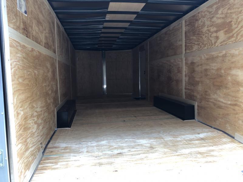 2021 Homesteader 824it intrepid 5 ton car hauler Enclosed Cargo Trailer