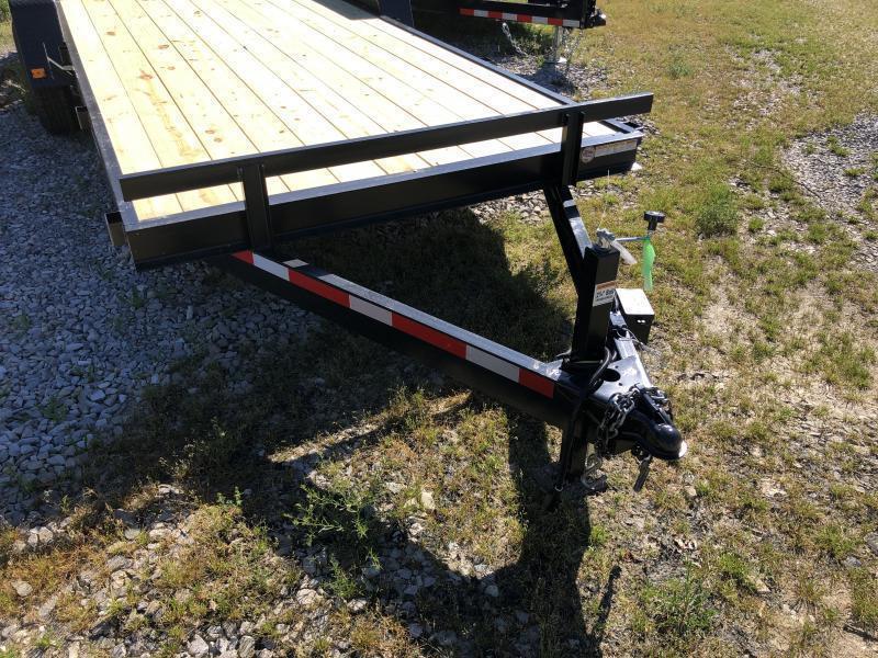 2021 Triple Crown 82x20 7ton equipment trailer