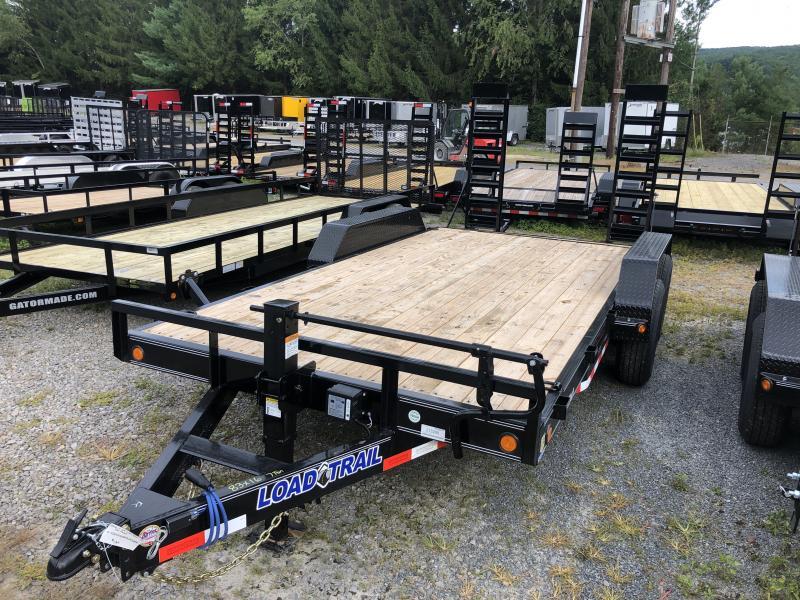 2021 Load Trail 83x16 7Ton Equipment Trailer