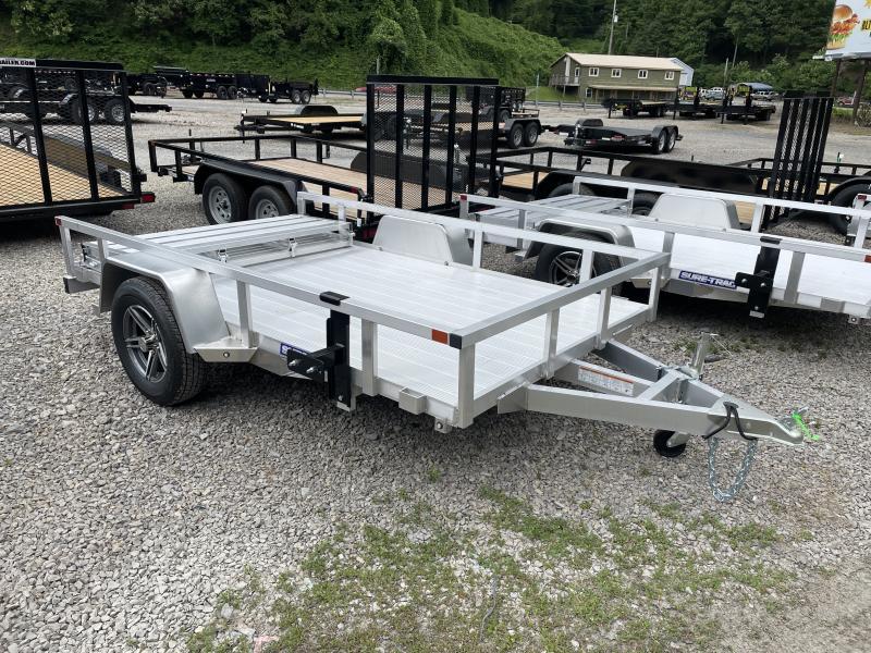 6X10 Sure Trac Single Axle All Aluminum Utility Trailer