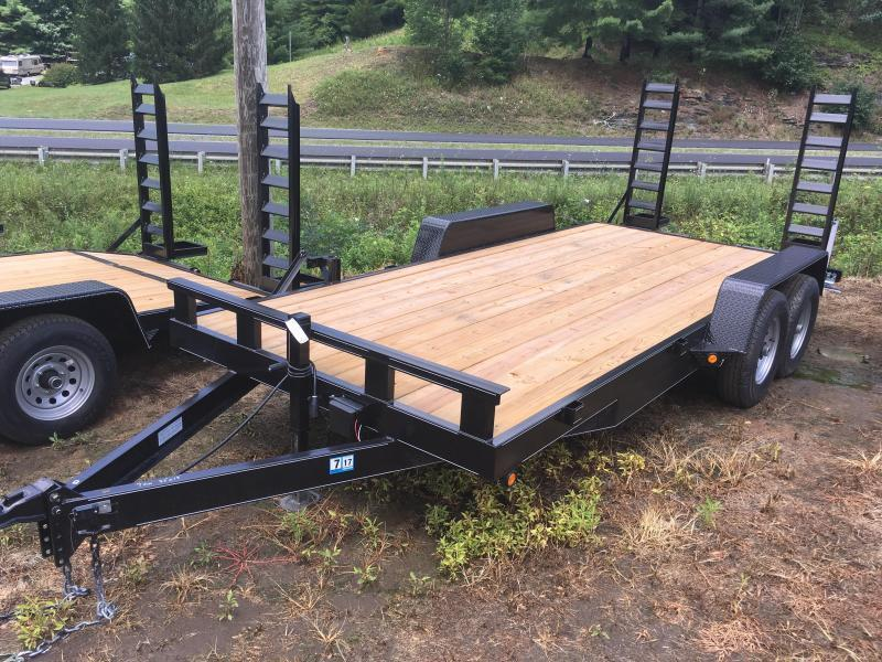 2021 Other (Not Listed) 82x18 7 Ton Equipment Trailer