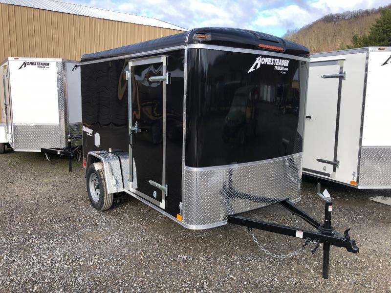 2021 Homesteader Inc. 6x10 challenger sd ramp Enclosed Cargo Trailer
