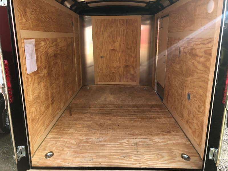 2021 Homesteader Inc. 6x10 challenger sd ramp Enclosed Cargo Trailer