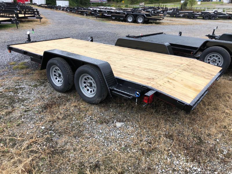 2022 Quality Trailers 82x16 wood car hauler Car / Racing Trailer