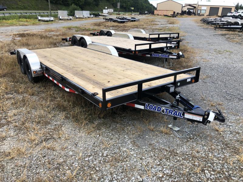 2021 Load Trail 83X20 Wood Car Hauler 5C