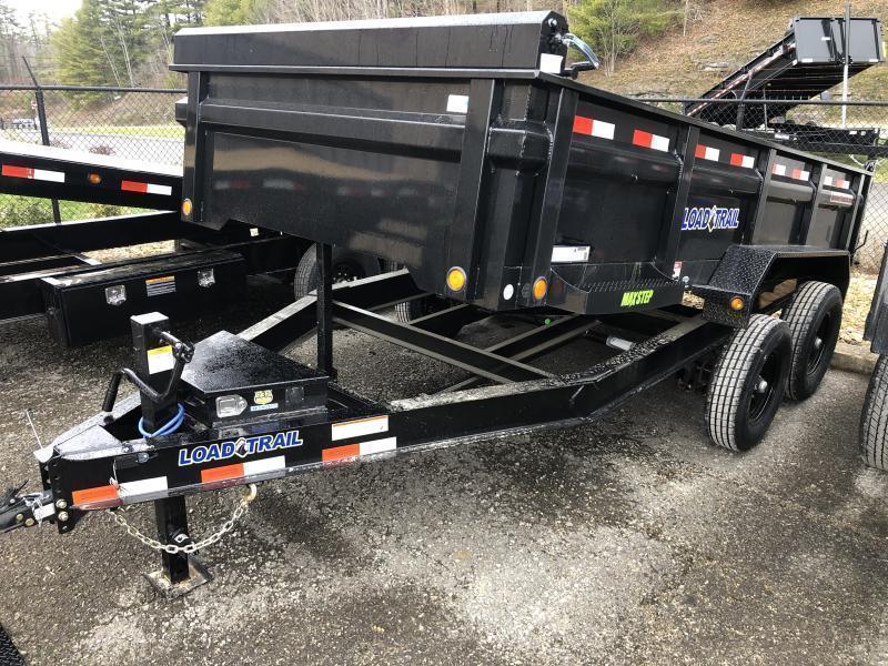 2021 Load Trail 83X14 7Ton Dump Dump Trailer
