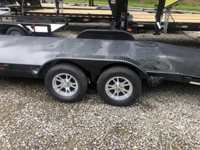 2021 Sure-Trac 82x20 3.5ton Steel Floor Car / Racing Trailer