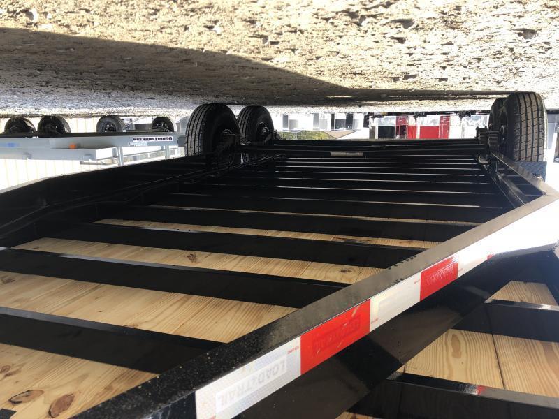 2022 Load Trail 83x20 7Ton Equipment Trailer