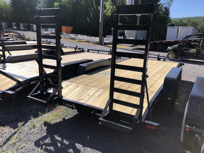 2022 Quality Trailers 82x18 7ton bumper pull Equipment Trailer