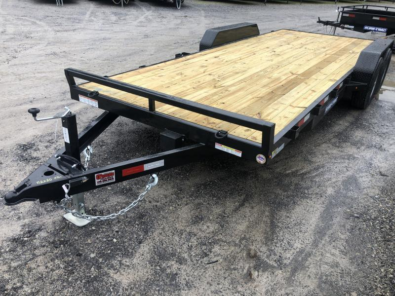2021 Sure-Trac 82x20 5Ton Wood Floor Car Hauler Car / Racing Trailer