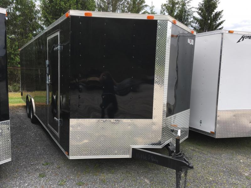 2021 Cynergy Cargo 8.5x24 3 1/2 ton car hauler Enclosed Cargo Trailer