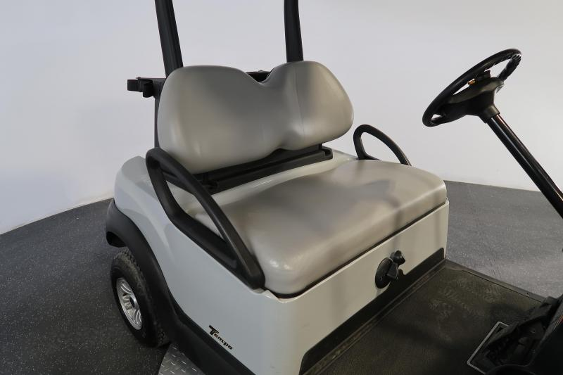 2019 Club Car Tempo Gas Non Lifted Remainder of 3 Year Warranty