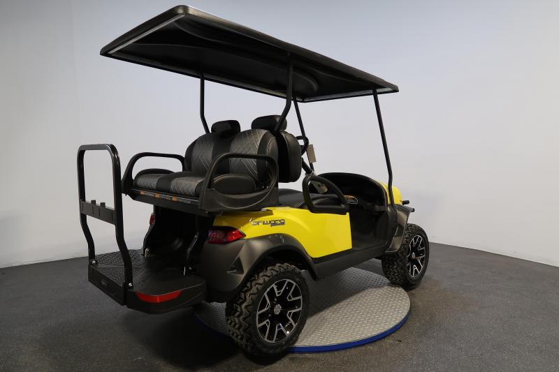 2021 Club Car Onward Sunshine Special Edition Lifted 4 Passenger Fully Loaded
