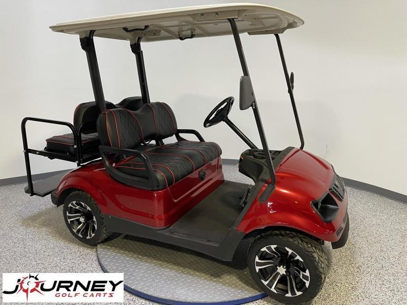2016 Yamaha Golf Cars G29 Drive Electric 4 Passenger Non Lifted Golf Cart