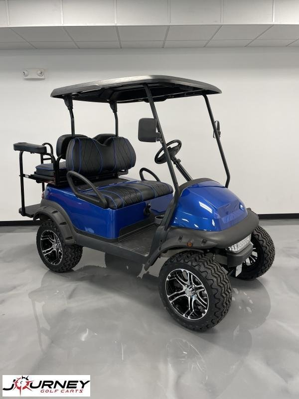 2020 Club Car Villager 4 Passenger Lifted Gas Golf Cart Basically New