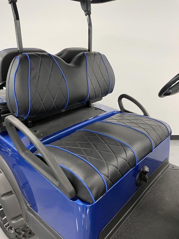 2020 Club Car Villager 4 Passenger Lifted Gas Golf Cart Basically New