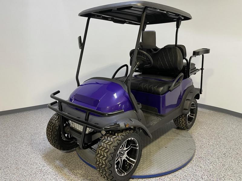 2015 Club Car Precedent Lifted 4 Passenger 48 Volt Electric Golf Cart