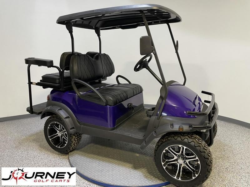 2015 Club Car Precedent Lifted 4 Passenger 48 Volt Electric Golf Cart