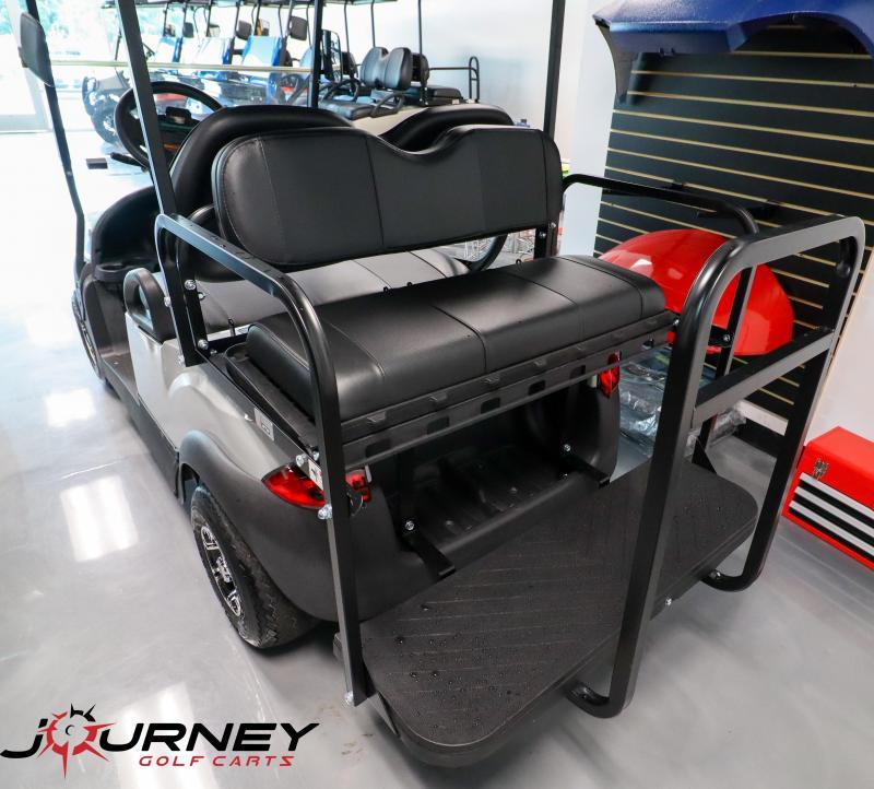 2017 Club Car Tempo 4 Passenger LED Lights New Trojan Batteries Golf Cart