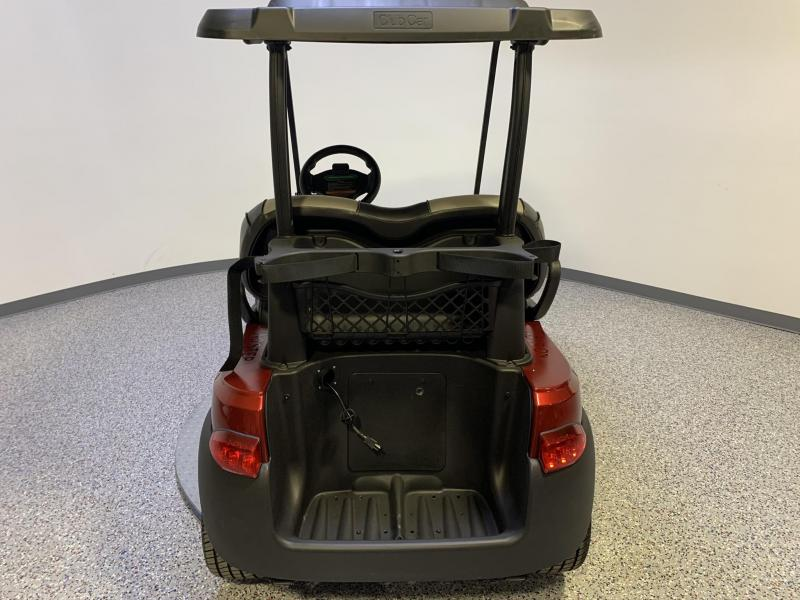 2021 Club Car Onward Lithium 2 Paasenger Candy Apple Red