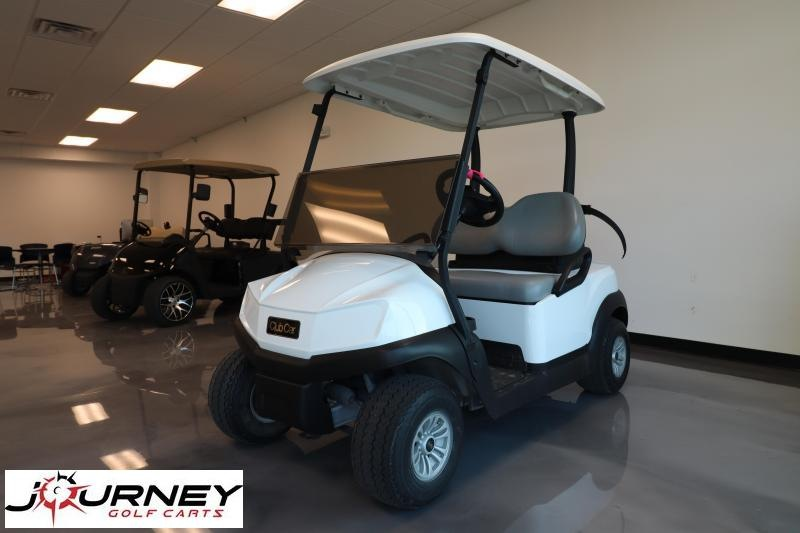 2018 Club Car Tempo Electric Golf Cart New Body New Batteries