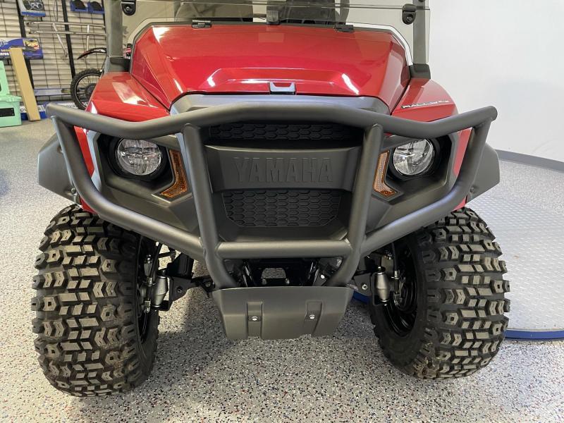 2021 Yamaha Umax Rally 2+2 Gas Lifted Brush Guard Rhino Package